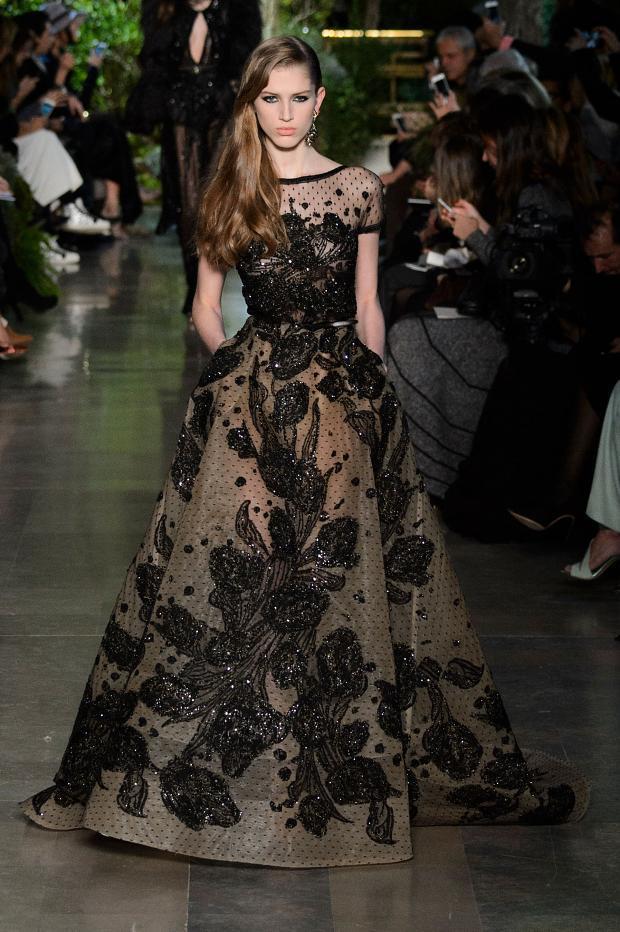 Elie Saab Haute Couture SS 2015 Paris (52)