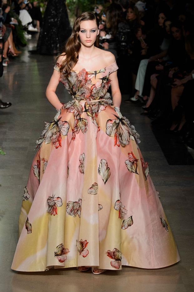 Elie Saab Haute Couture SS 2015 Paris (55)