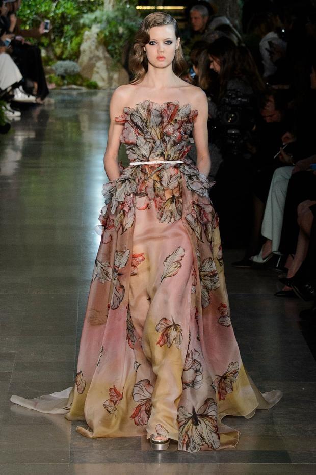 Elie Saab Haute Couture SS 2015 Paris (57)