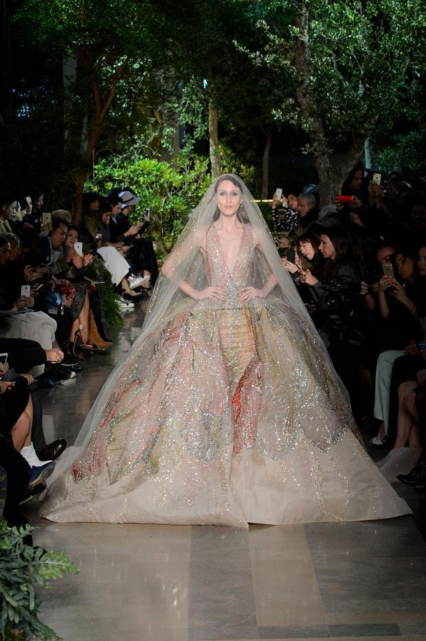 Elie Saab Haute Couture SS 2015 Paris (58)