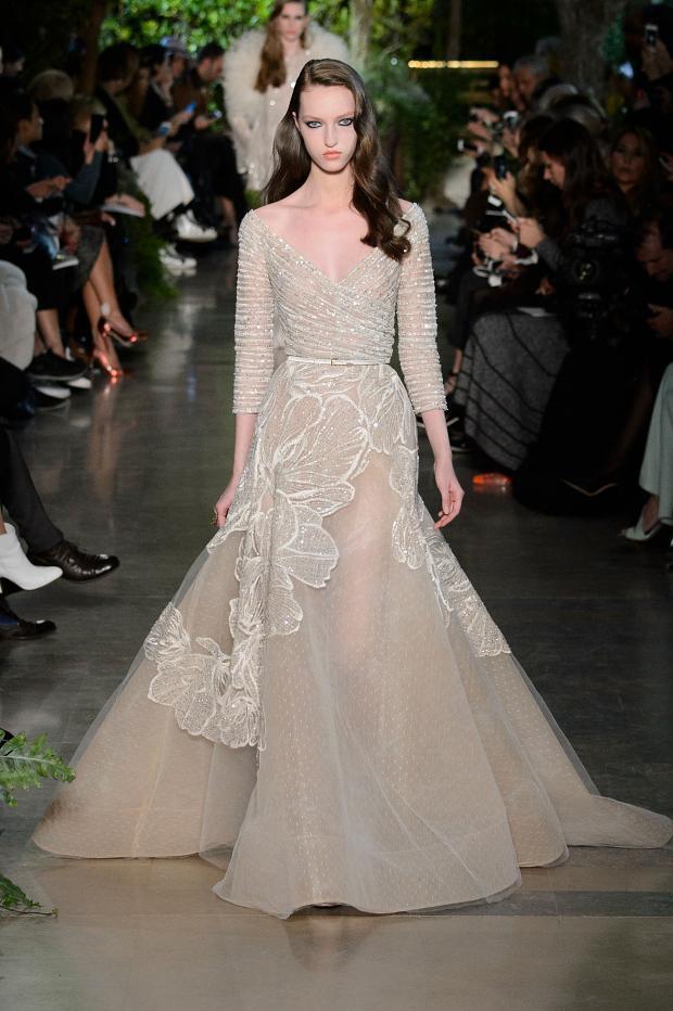 Elie Saab Haute Couture SS 2015 Paris (9)