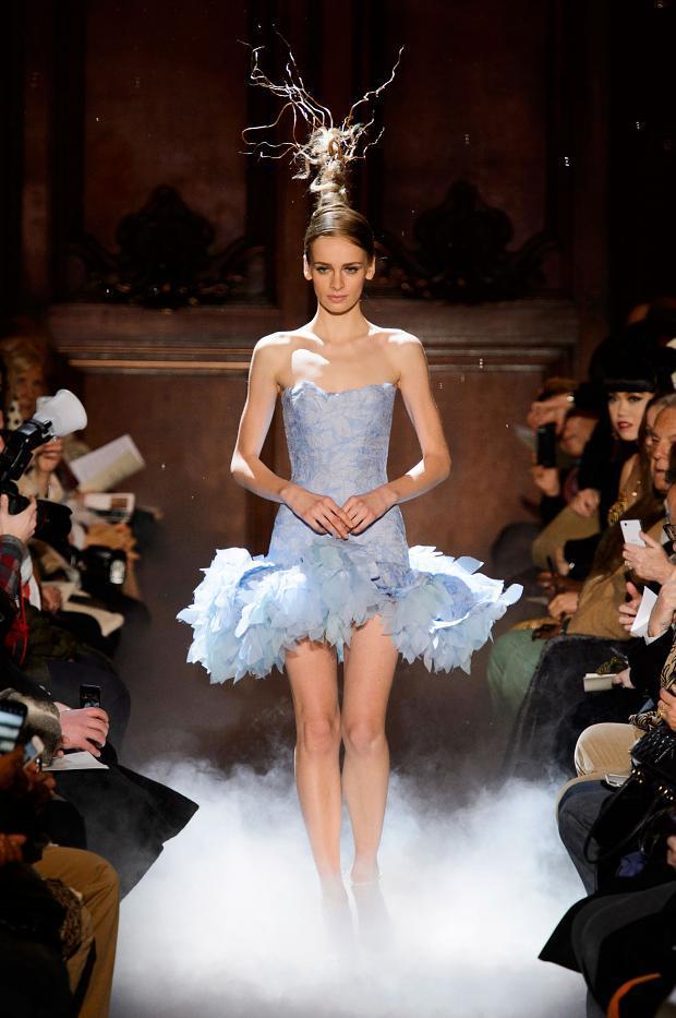 Franck Sorbier Haute Couture SS 2015 Paris