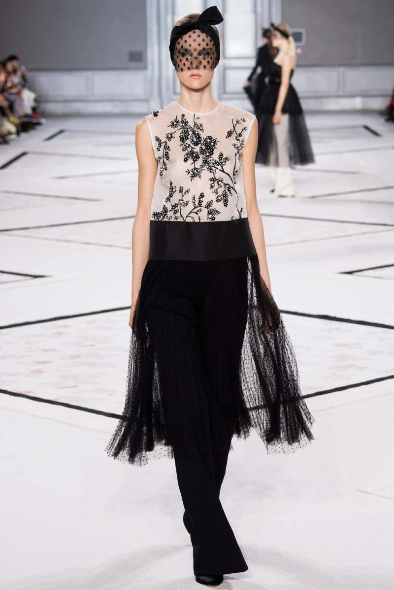 Giambattista Valli Haute Couture SS 2015 Paris