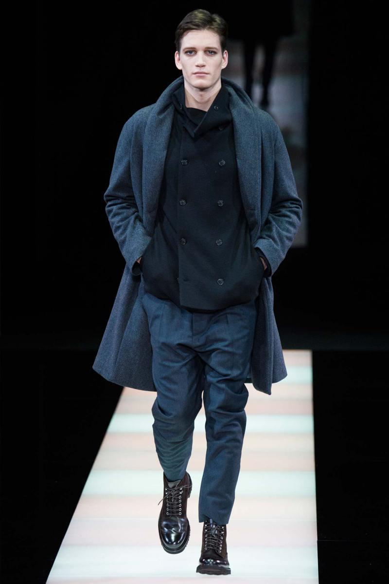 Giorgio Armani Menswear FW 2015 Milan (28)