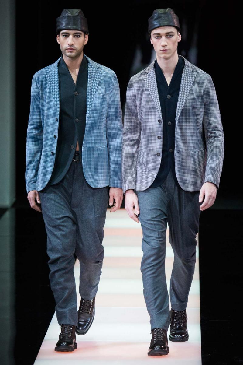 Giorgio Armani Menswear FW 2015 Milan (29)