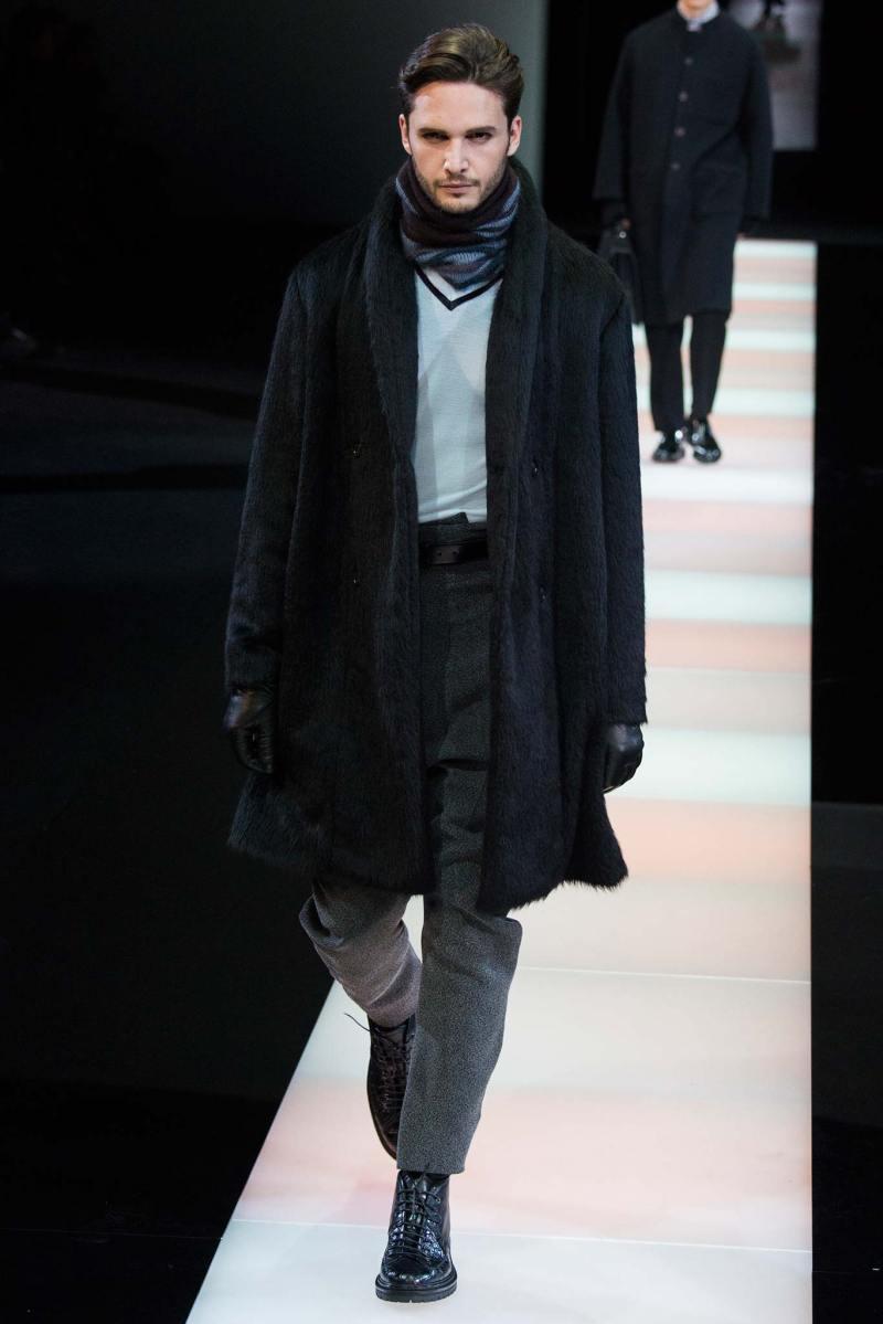 Giorgio Armani Menswear FW 2015 Milan (43)