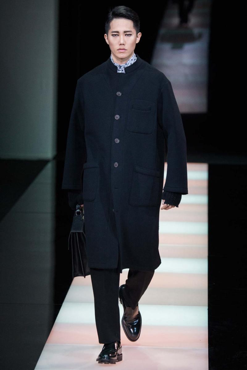 Giorgio Armani Menswear FW 2015 Milan (44)