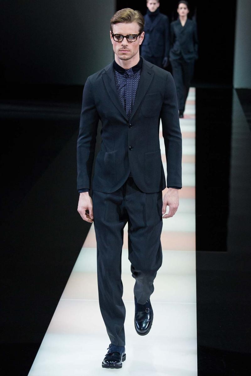 Giorgio Armani Menswear FW 2015 Milan (47)