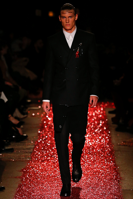 Givenchy Menswear FW 2015 Paris (14)