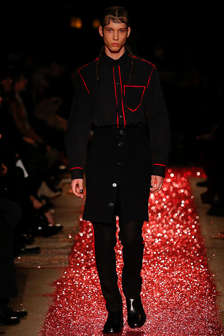 Givenchy Menswear FW 2015 Paris (22)