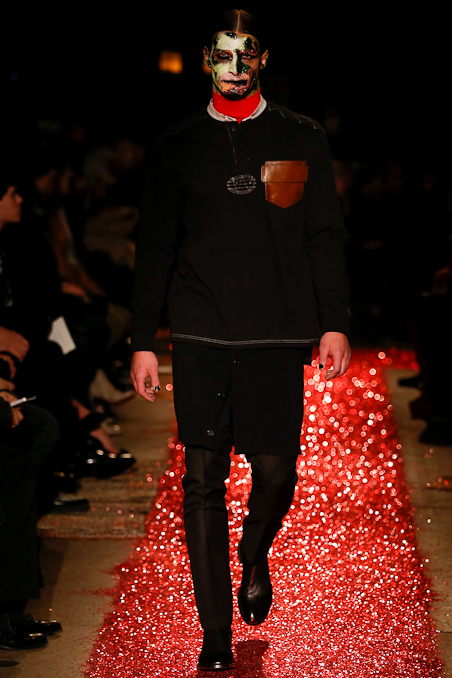 Givenchy Menswear FW 2015 Paris (33)