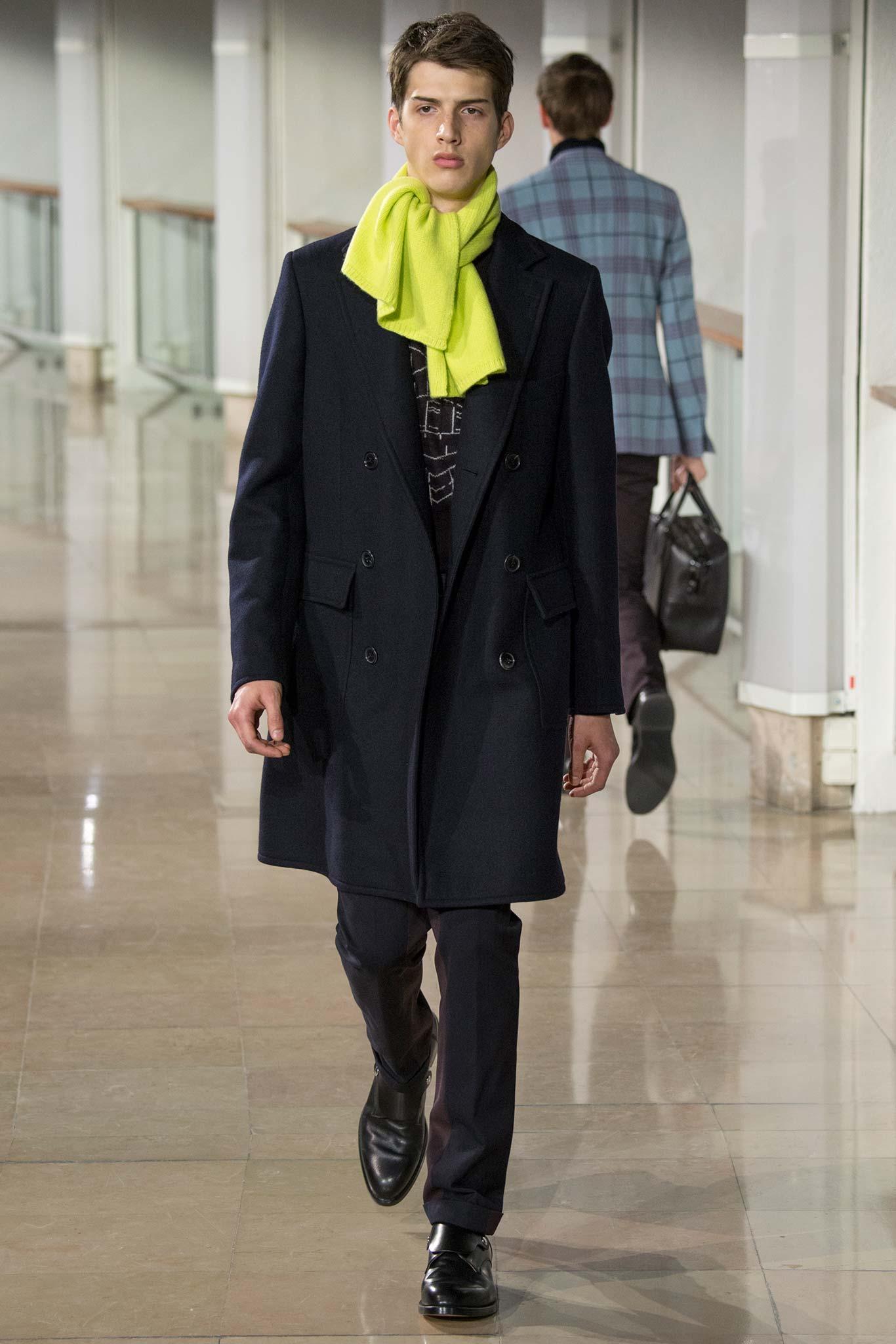 Hermès Menswear F/W 2015 Paris