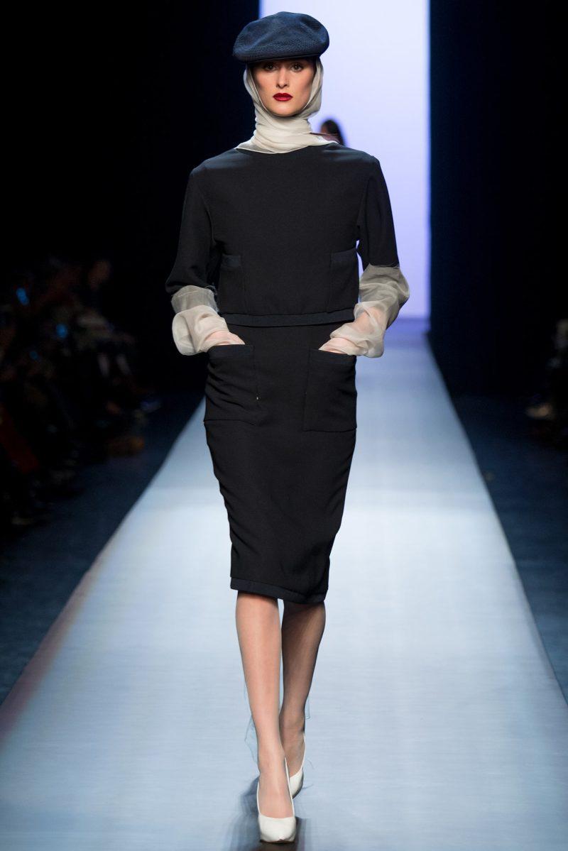 Jean Paul Gaultier Haute Couture SS 2015 Paris (18)