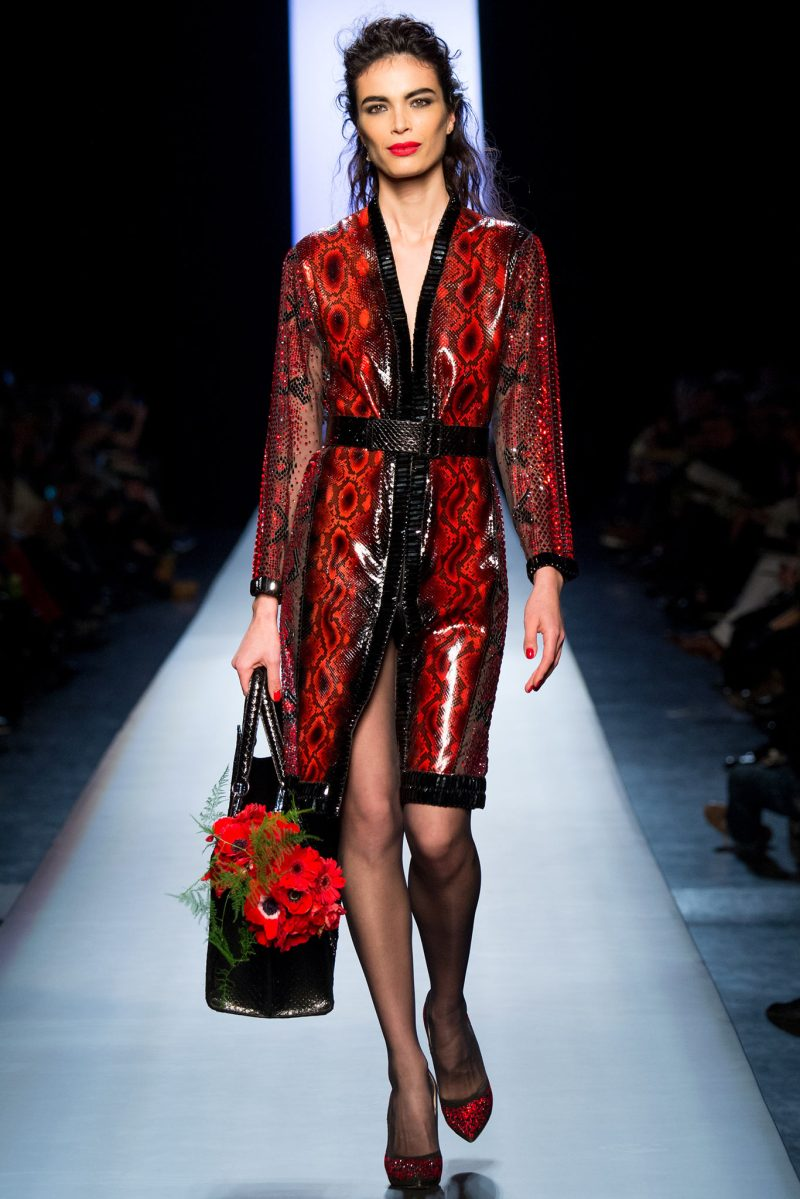 Jean Paul Gaultier Haute Couture SS 2015 Paris (27)