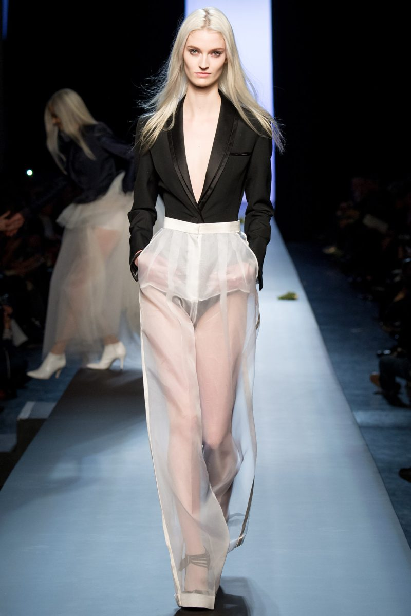 Jean Paul Gaultier Haute Couture SS 2015 Paris (36)