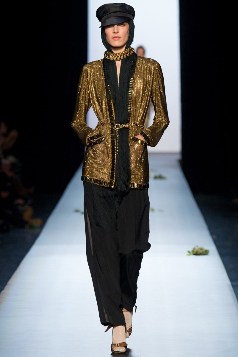 Jean Paul Gaultier Haute Couture SS 2015 Paris (48)