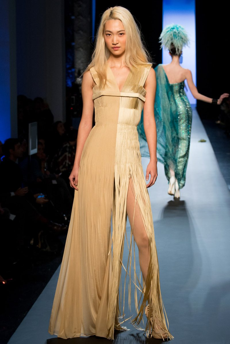 Jean Paul Gaultier Haute Couture SS 2015 Paris (52)
