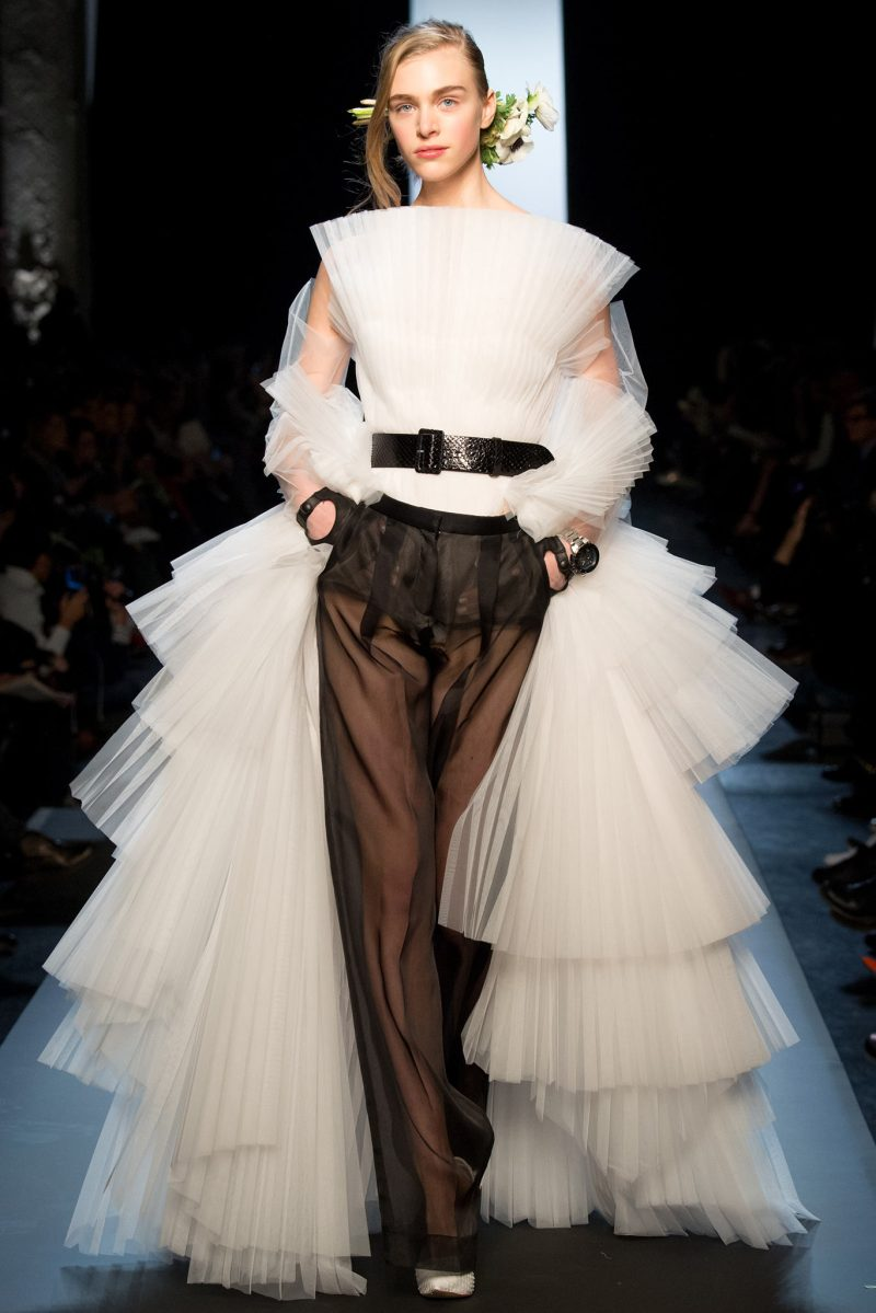 Jean Paul Gaultier Haute Couture SS 2015 Paris (54)