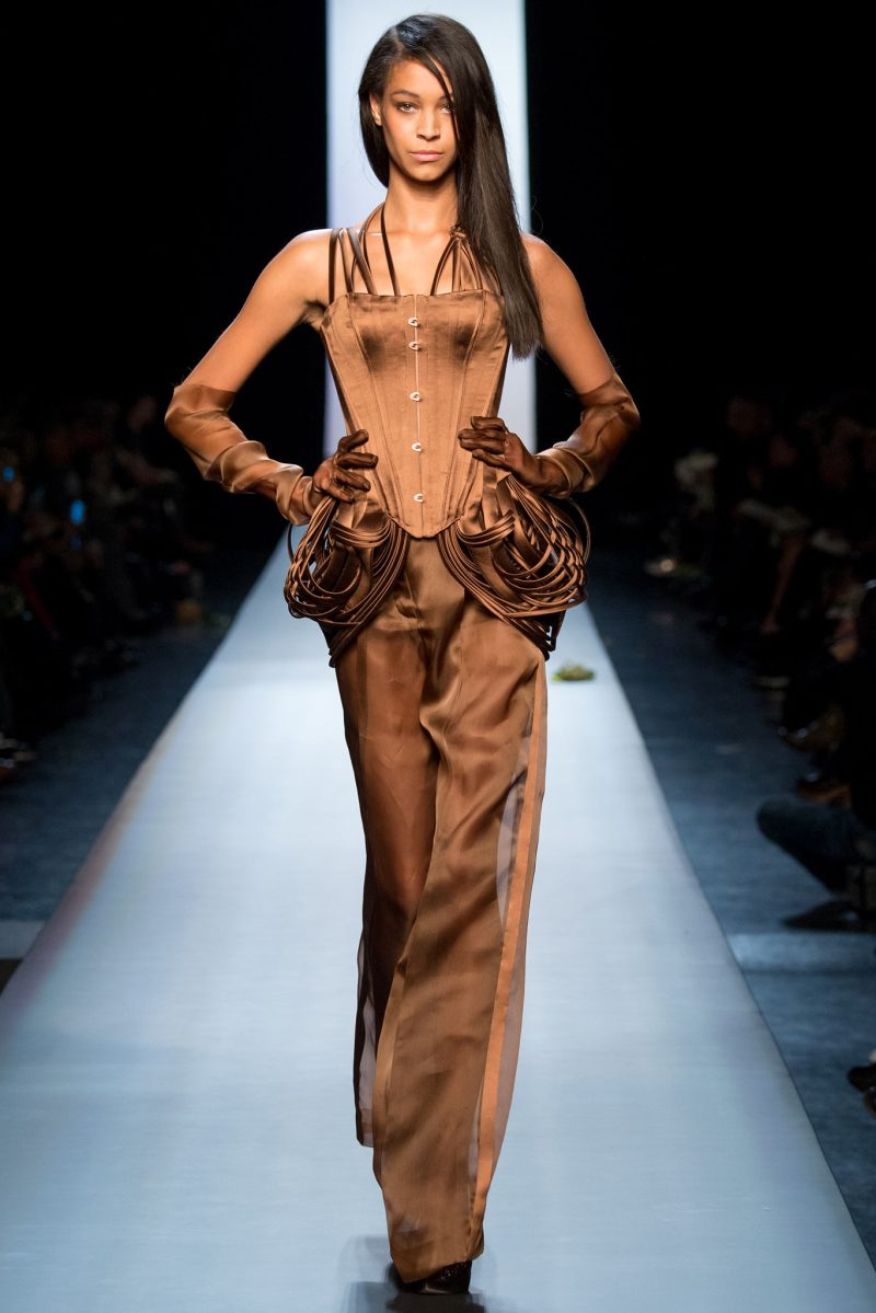 Jean Paul Gaultier Haute Couture SS 2015 Paris (57)