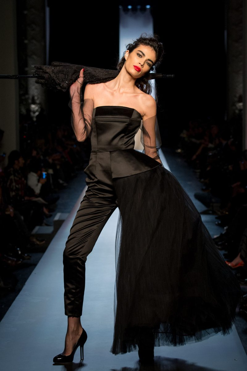 Jean Paul Gaultier Haute Couture SS 2015 Paris (60)