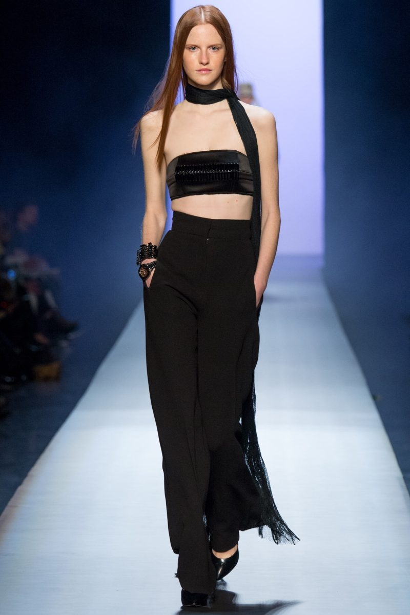 Jean Paul Gaultier Haute Couture SS 2015 Paris (8)