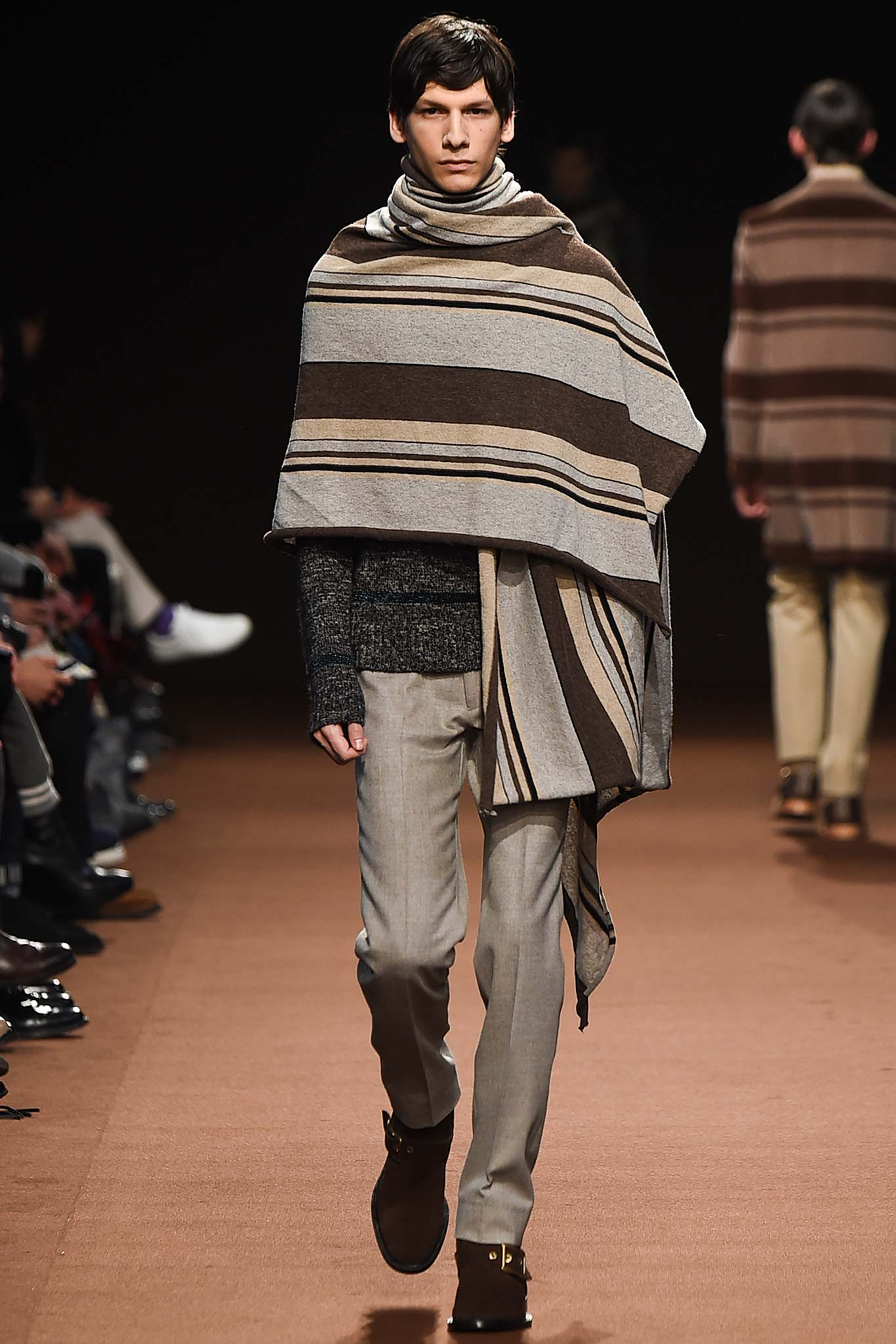 Kolor Menswear F/W 2015 Paris