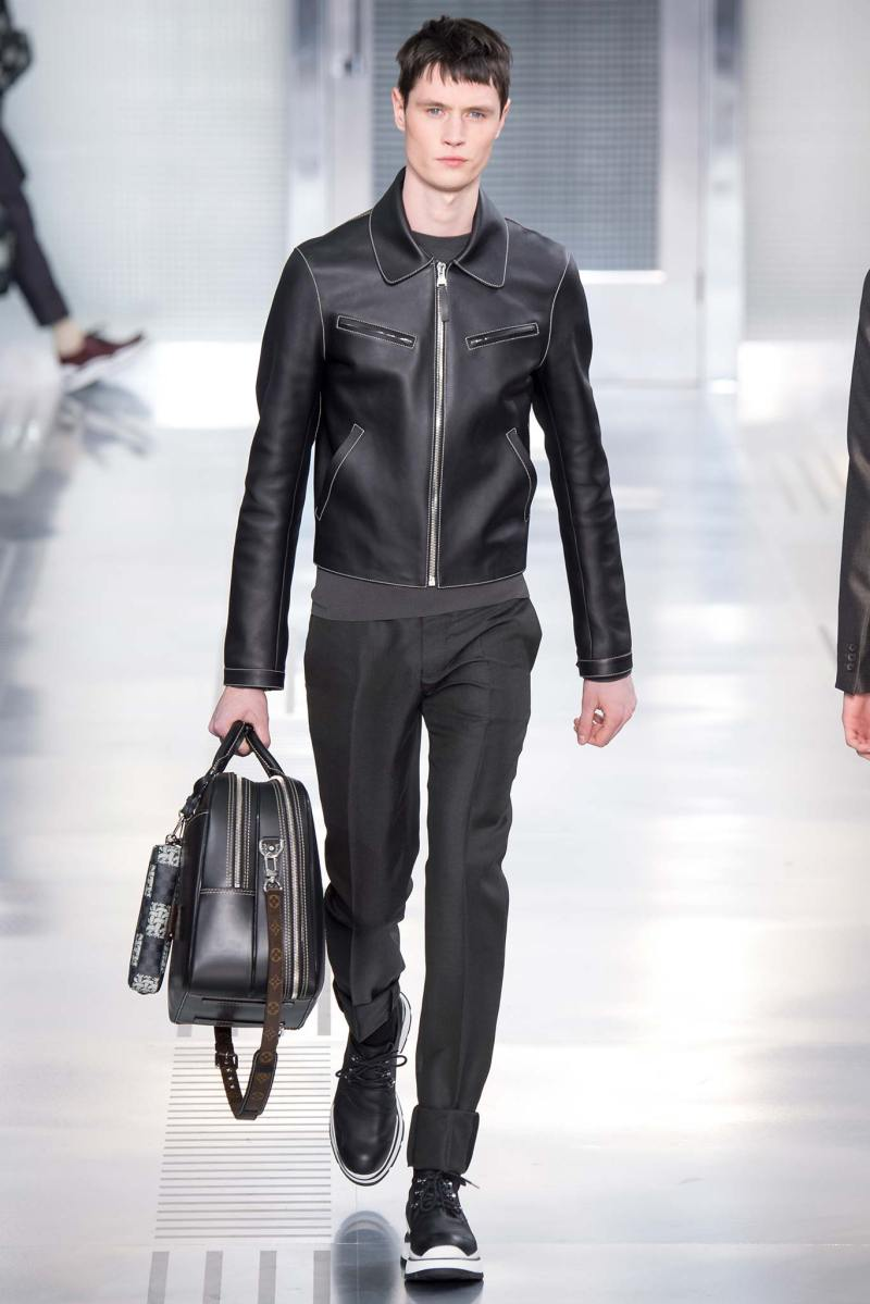 Louis Vuitton Menswear FW 2015 Paris (11)