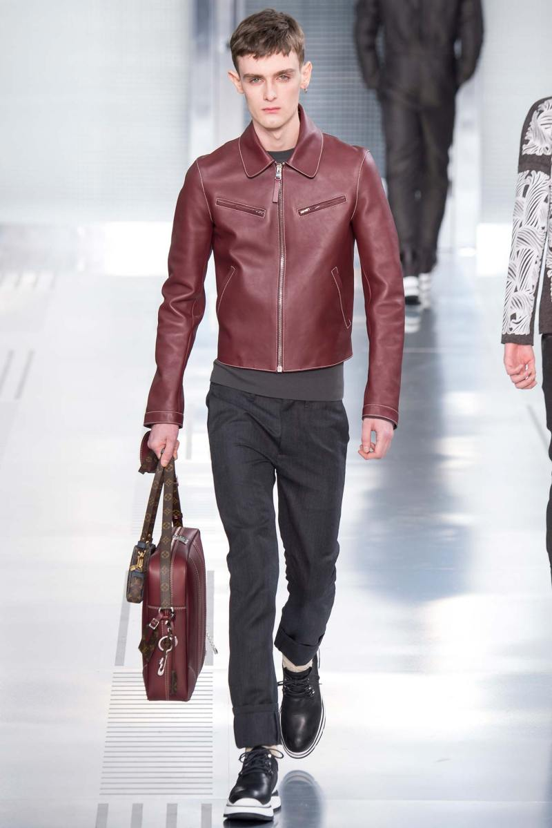 Louis Vuitton Menswear FW 2015 Paris (13)