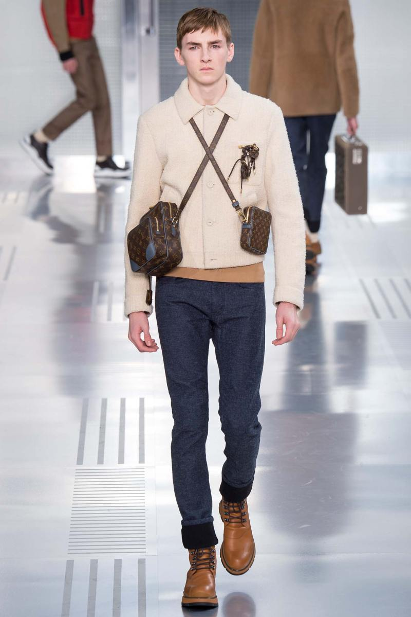 Louis Vuitton Menswear FW 2015 Paris (24)