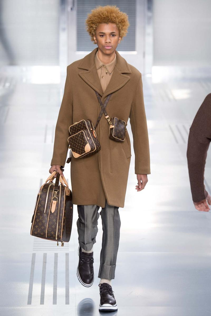 Louis Vuitton Menswear FW 2015 Paris (30)