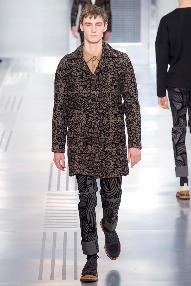 Louis Vuitton Menswear FW 2015 Paris (5)