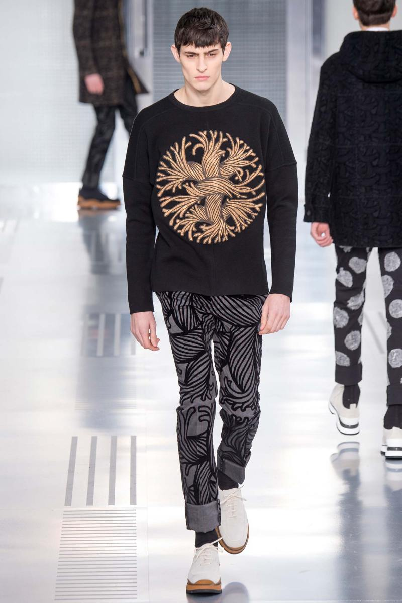 Louis Vuitton Menswear FW 2015 Paris (6)