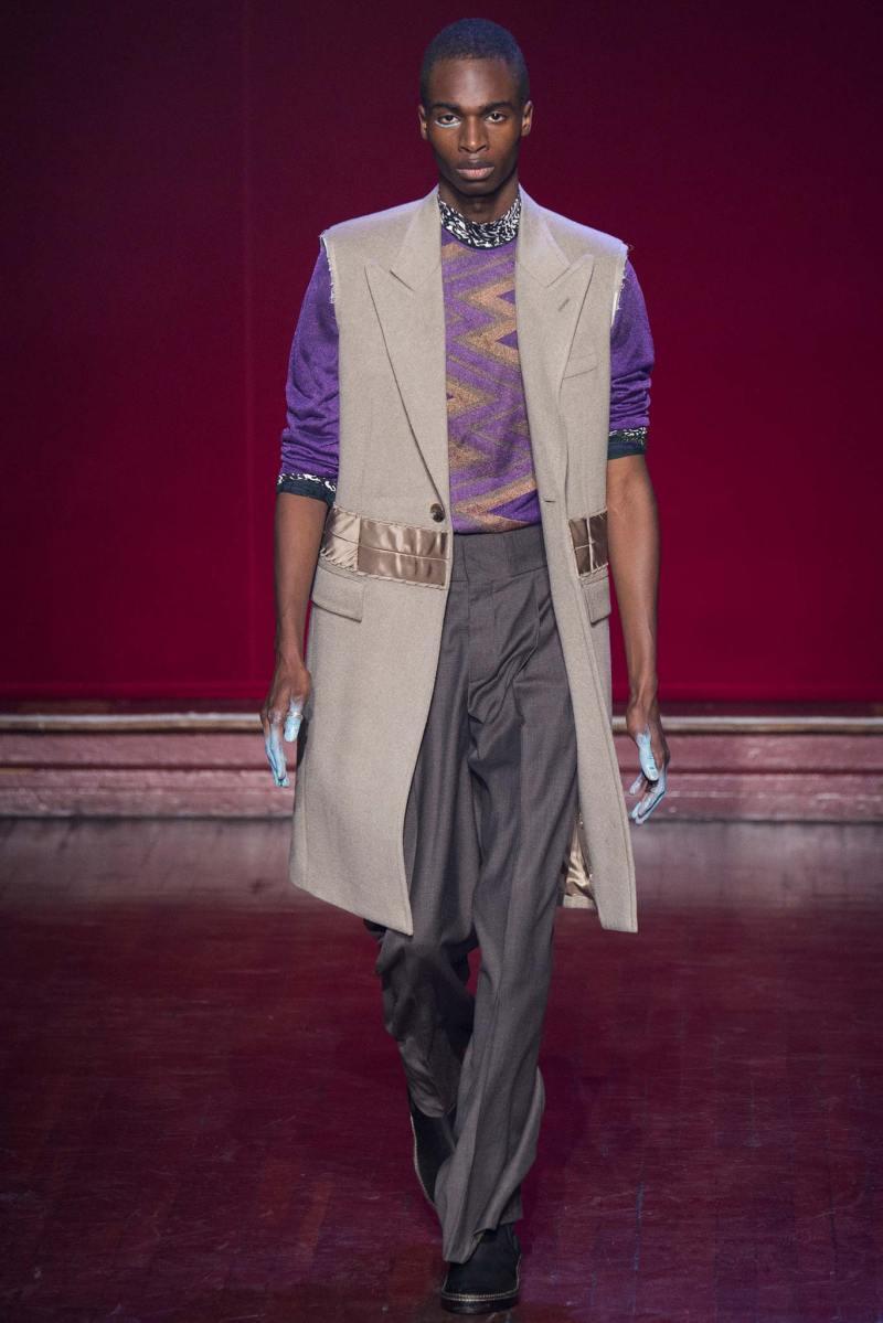 Maison Martin Margiela Menswear FW 2015 Paris (28)