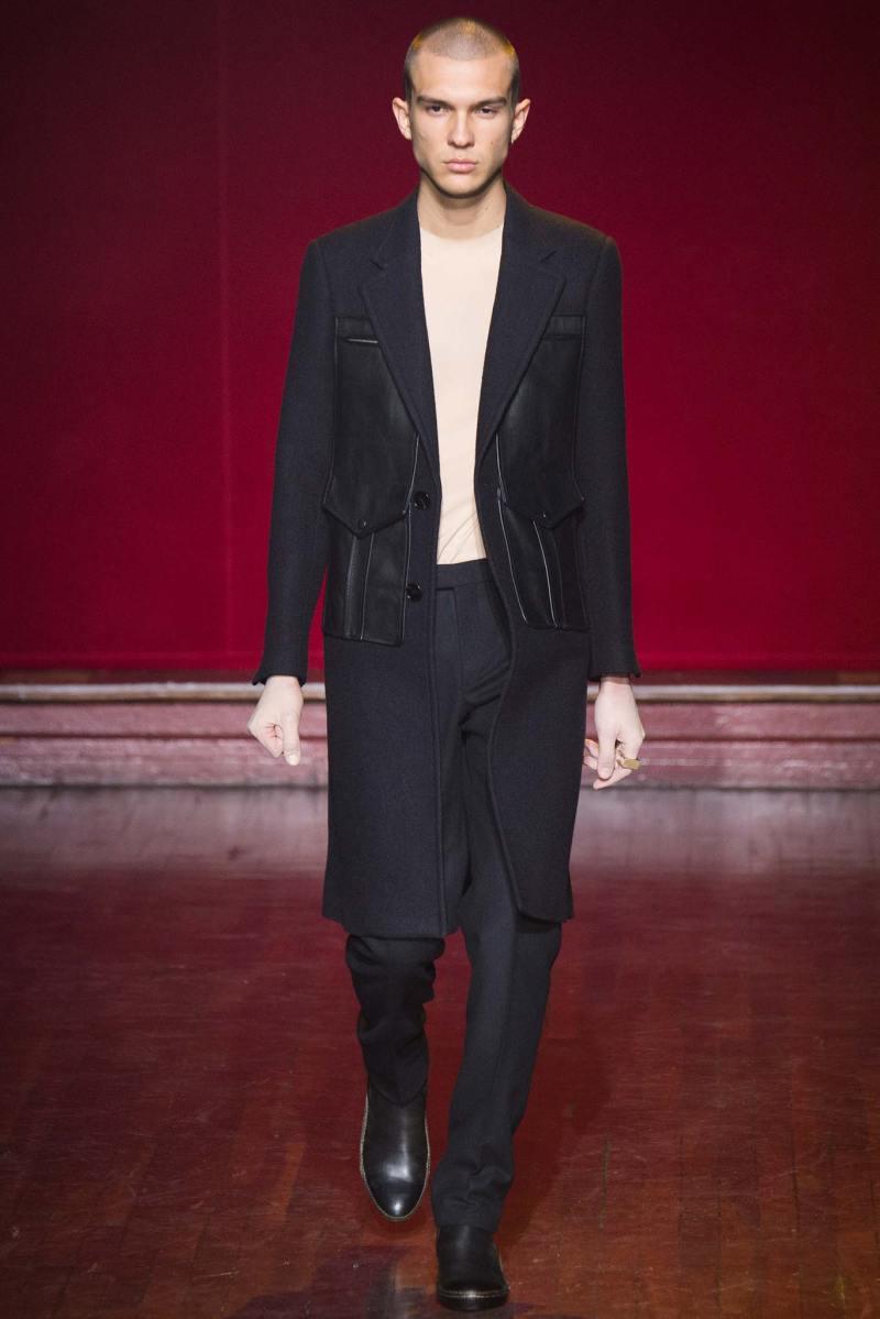 Maison Martin Margiela Menswear FW 2015 Paris (9)