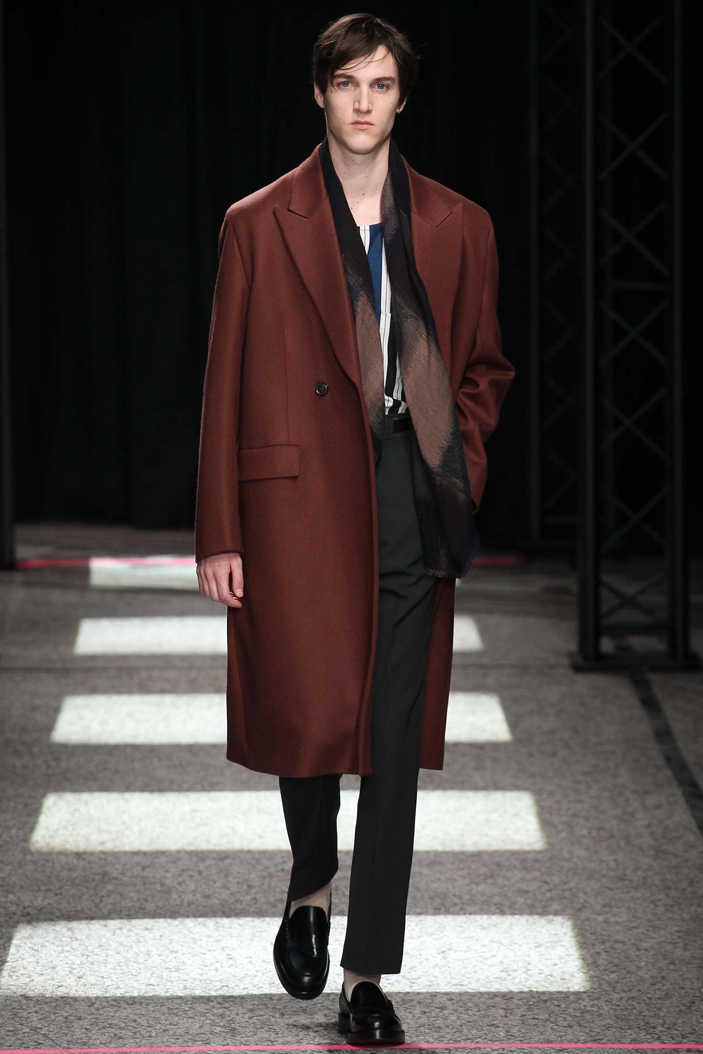 Paul Smith Menswear F/W 2015 Paris