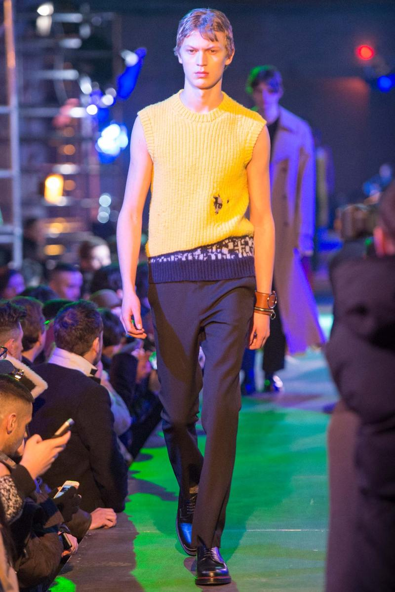 Raf Simons Menswear FW 2015 Paris (26)