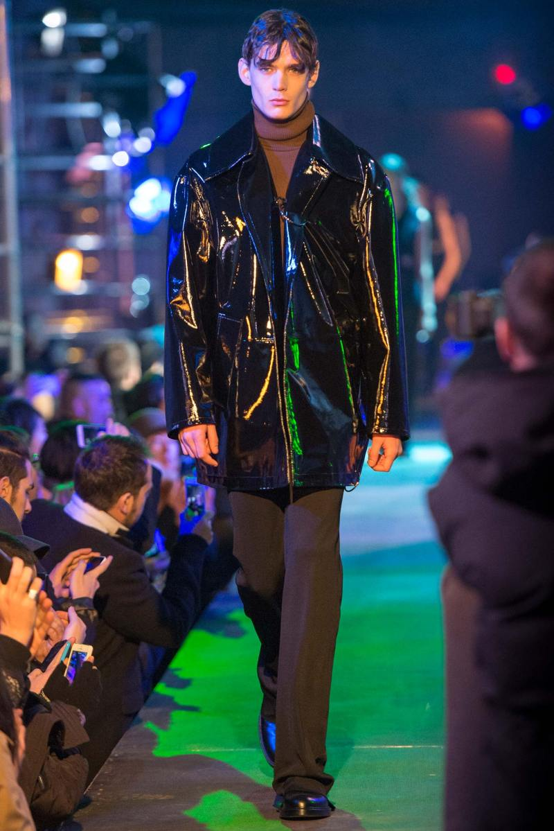 Raf Simons Menswear FW 2015 Paris (38)