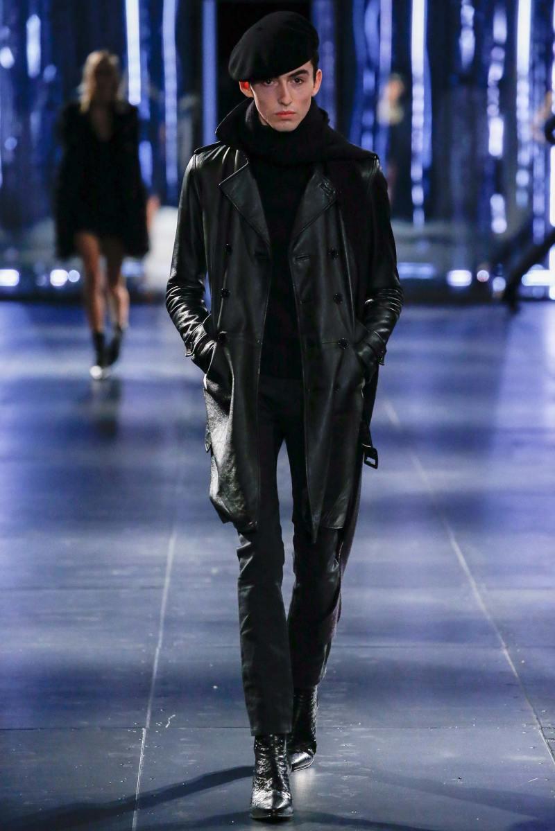 Saint Laurent Menswear FW 2015 Paris (31)