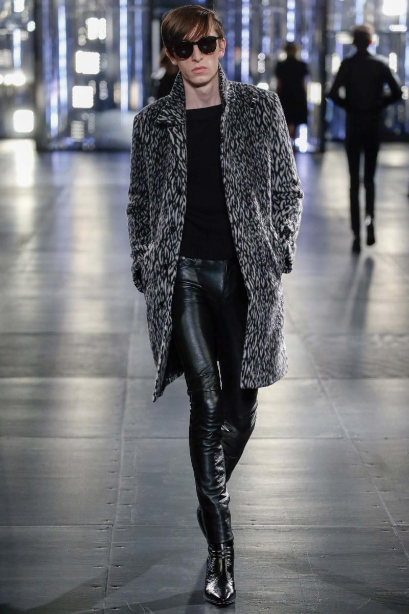 Saint Laurent Menswear FW 2015 Paris (34)