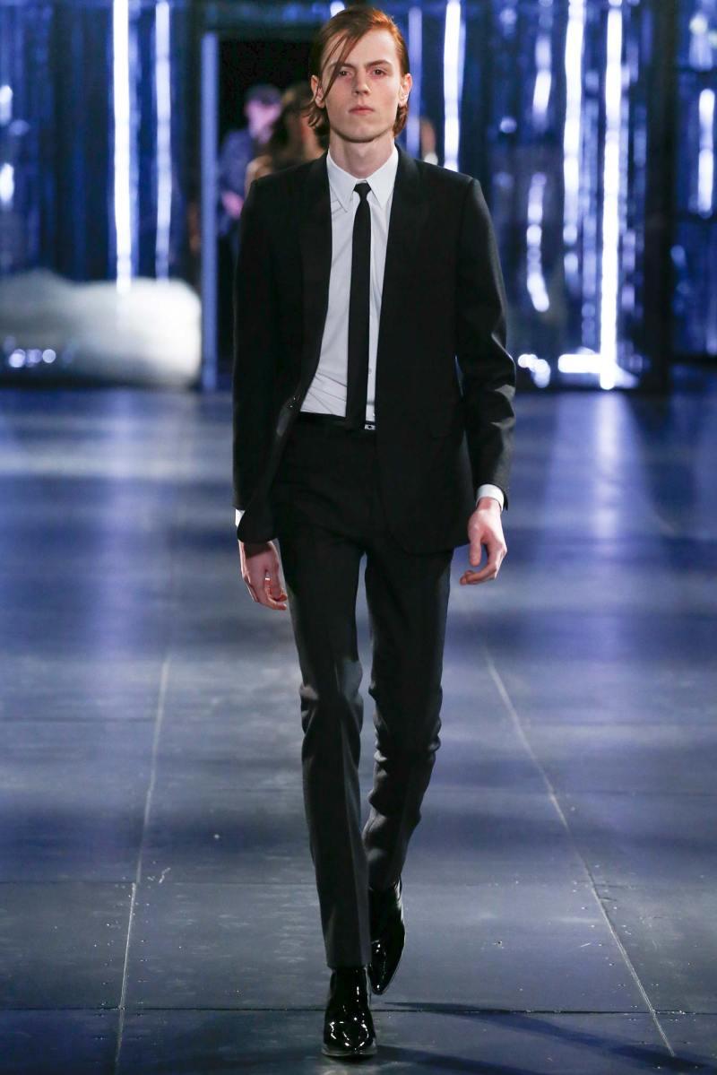 Saint Laurent Menswear FW 2015 Paris (61)