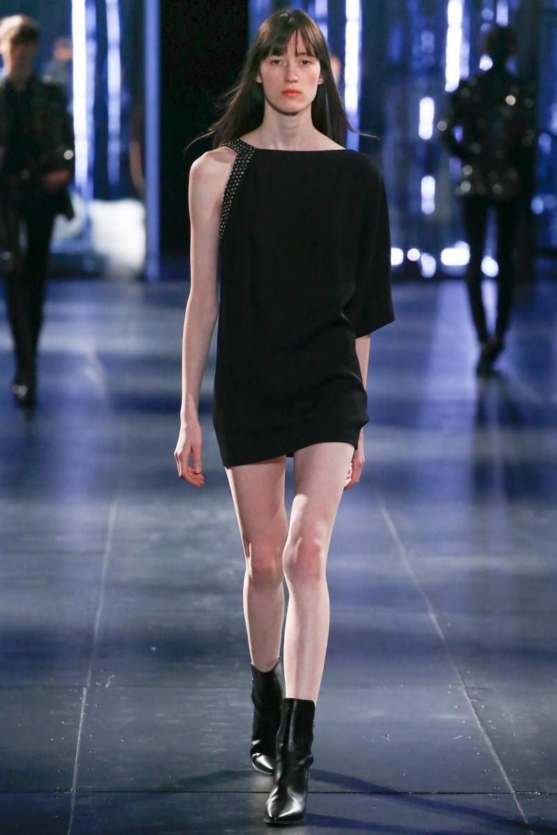 Saint Laurent Menswear FW 2015 Paris (62)