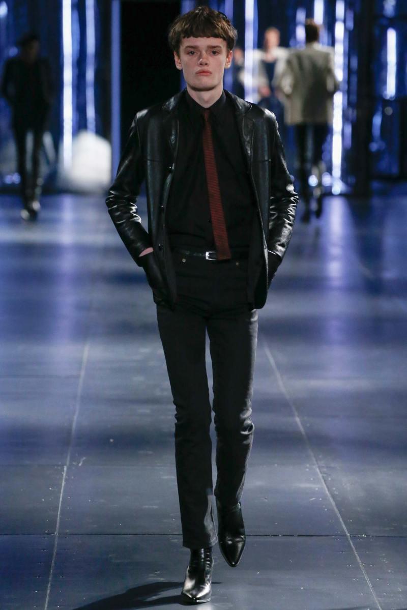 Saint Laurent Menswear FW 2015 Paris (9)