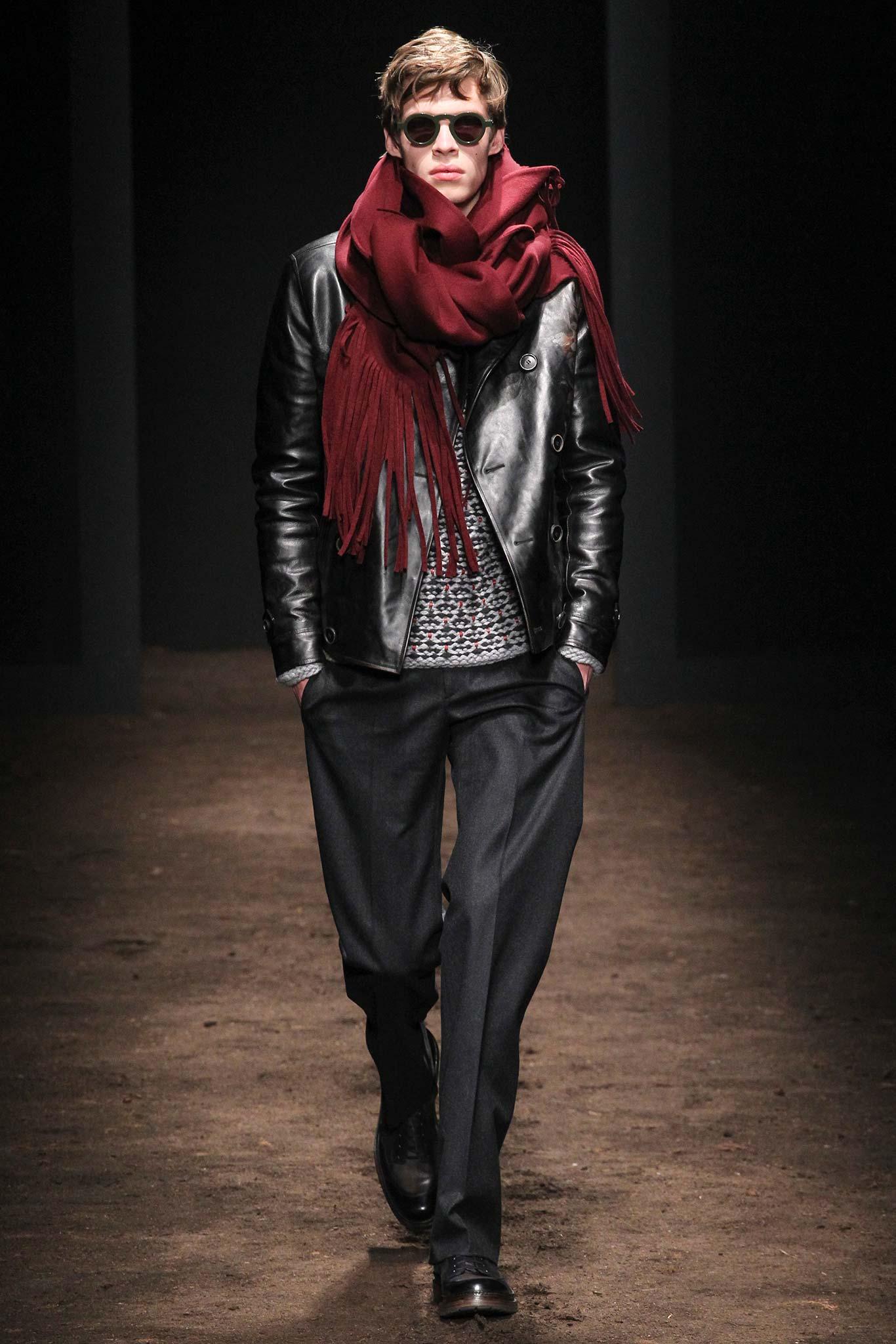 Salvatore Ferragamo Menswear FW 2015 Milan