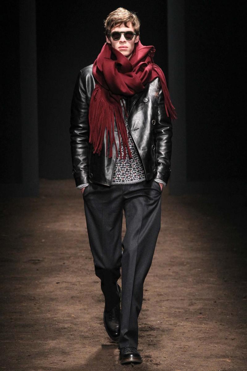 Salvatore Ferragamo Menswear FW 2015 Milan (12)