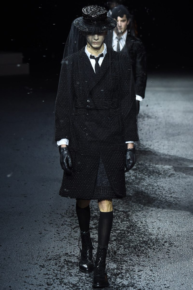 Thom Browne Menswear FW 2015 Paris (14)