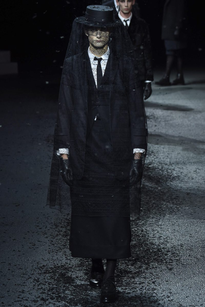 Thom Browne Menswear FW 2015 Paris (29)