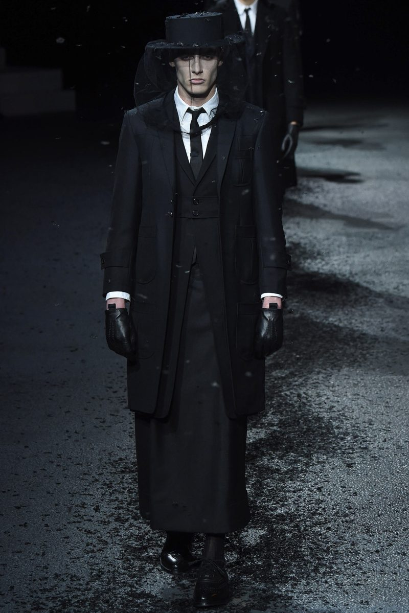 Thom Browne Menswear FW 2015 Paris (32)