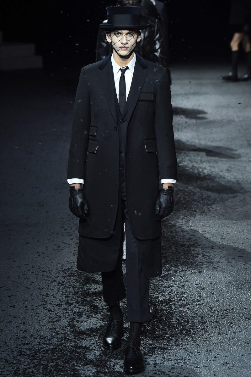 Thom Browne Menswear FW 2015 Paris (34)