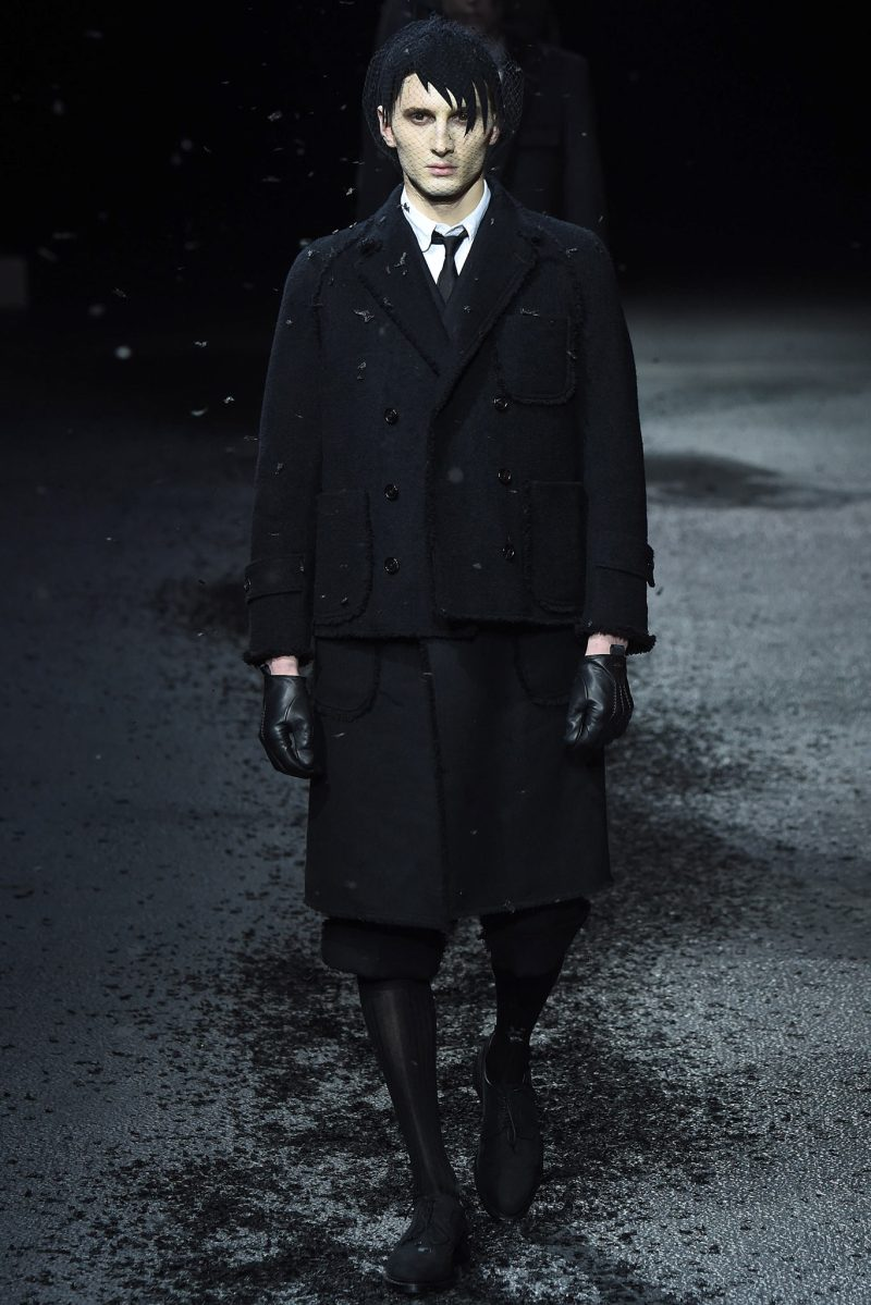 Thom Browne Menswear FW 2015 Paris (40)