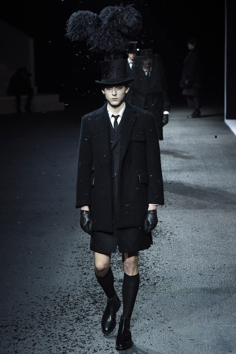 Thom Browne Menswear FW 2015 Paris (9)